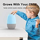 Baby Night Light, PoplarTrees White Noise Machine