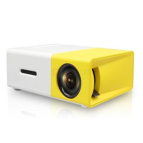 SEC YG-300 Mini Portable Full HD High Resolution LED Projector