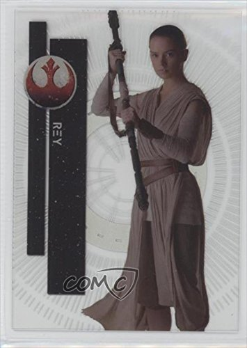 Rey (Trading Card) 2015 Topps Star Wars High Tek - [Base] - Carbon Freezing Chamber #108 by Topps