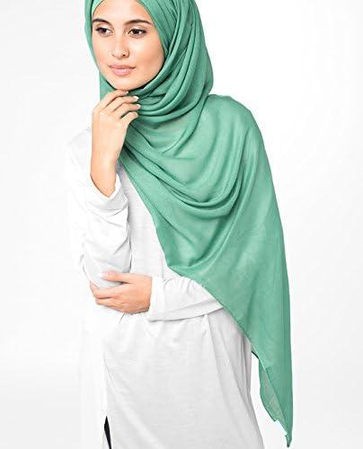 InEssence/© New Viscose Scarf Ladies Wrap Hijab