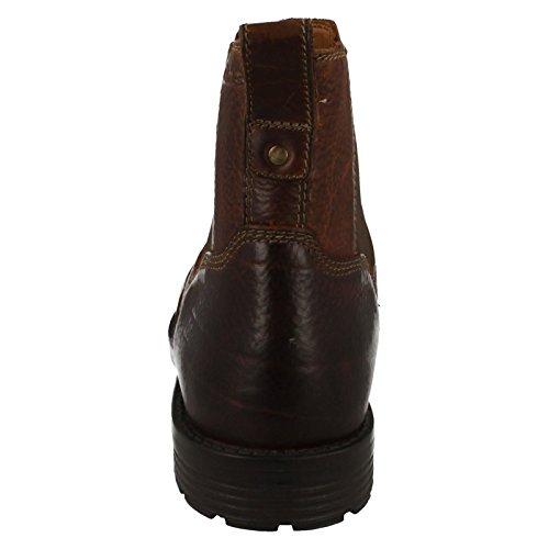 Faulkner On - Tan Leather