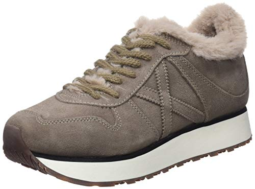 Marron Unisex Sky Zapatillas Marrón Adulto Massana Munich 81 awYqp6x