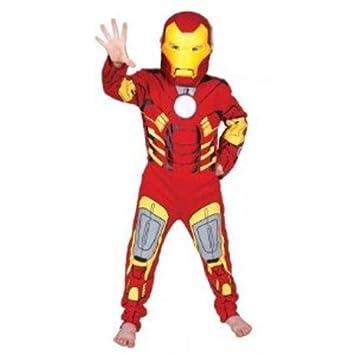 Los Vengadores The Avengers I-881322S - Disfraz de Iron Man (Talla ...