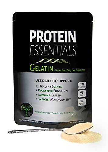 Gelatin-Protein-Powder-16oz-Paleo-Non-GMO-Gluten-Dairy-Free-Pasture-Raised-For-Improved-Digestive-Function-Healthy-Immune-System-More