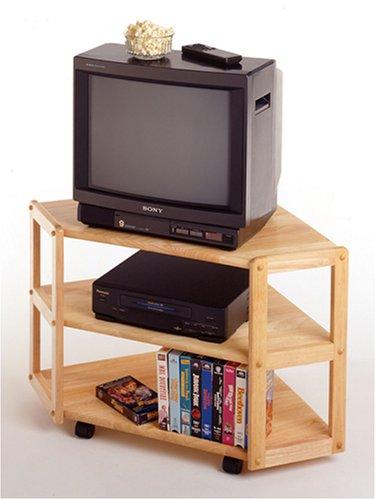 Tv Stand Corner Beechwood