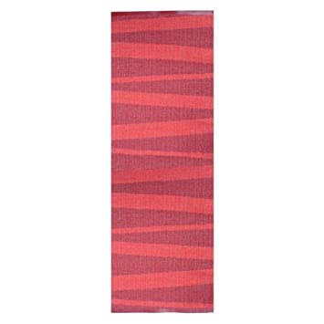 Tapis de couloir rouge design ARE 70x300: Amazon.fr: Cuisine & Maison
