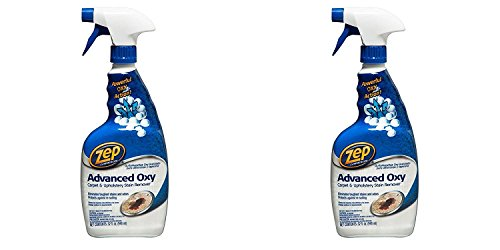 Zep Advanced Oxy Carpet and Upholstery Stain Remover, 32 Ounce (2)