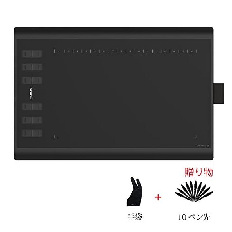 HUION 펜 태블릿 SD 카드 내장 NEW1060PLUS