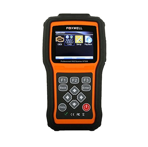 Foxwell System Diagnostic Service Functions