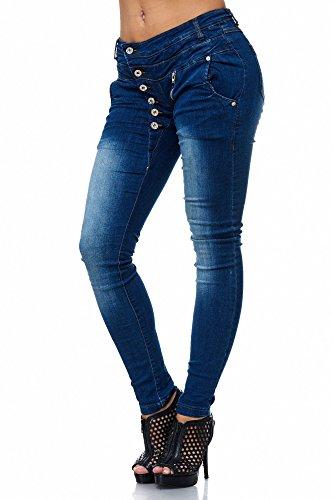 Bleu BELLIS Femme Clair Jeans Jeans BELLIS w07qOw8