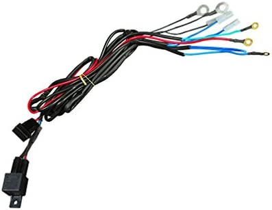 a 329.318-001 Horn Relay with Wiring Harness (12V,Relay) on
