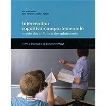 Intervention cognitivo-comportementale  2