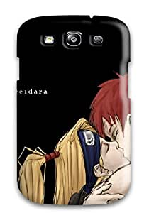 Galaxy S3 Naruto Naruto Print High Quality Tpu Gel Frame Case Cover