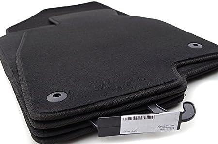Fußmatten 6 Kombi Gj Gl Passform Automatten Set Velours Original Qualität 4 Teilig Schwarz Auto