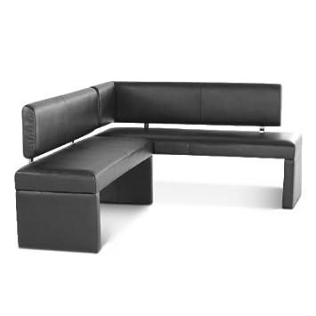 Sam® design esszimmer, eckbank saana klein, 130 x 180 cm, in grau ...