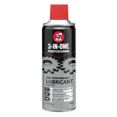 3-IN-ONE Professional High Performance Lubricant  400ml