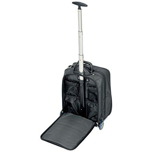 KMW62903 - Kensington Carrying Case (Roller) for 17 Notebook - Black