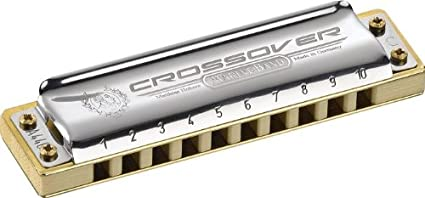 Marine Band Crossover A Hohner