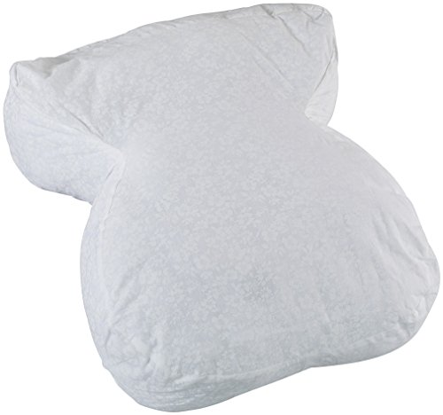 EasyComforts White Sound Sleeper Neck And Shoulder Pillow
