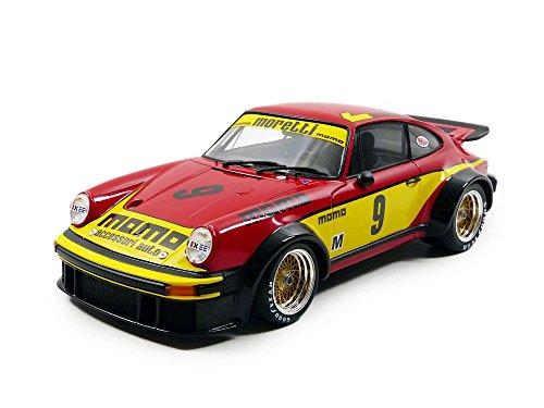 (Minichamps-Vehicle Miniature-Silverstone 19771/18Scale Porsche 934-6h, 155776409,)