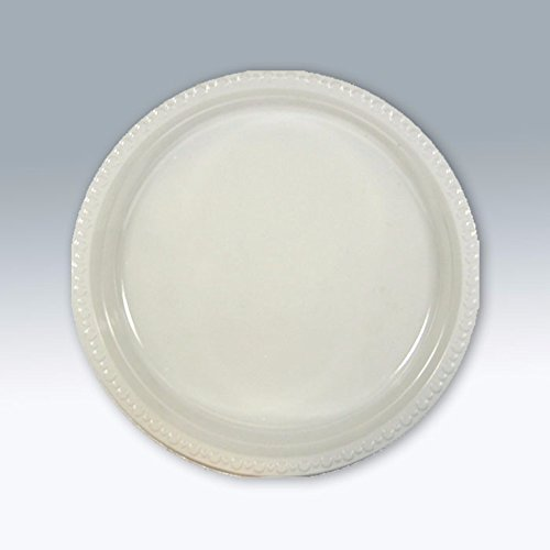 udl-plain-plastic-party-plates-pack-of-50-9in-white