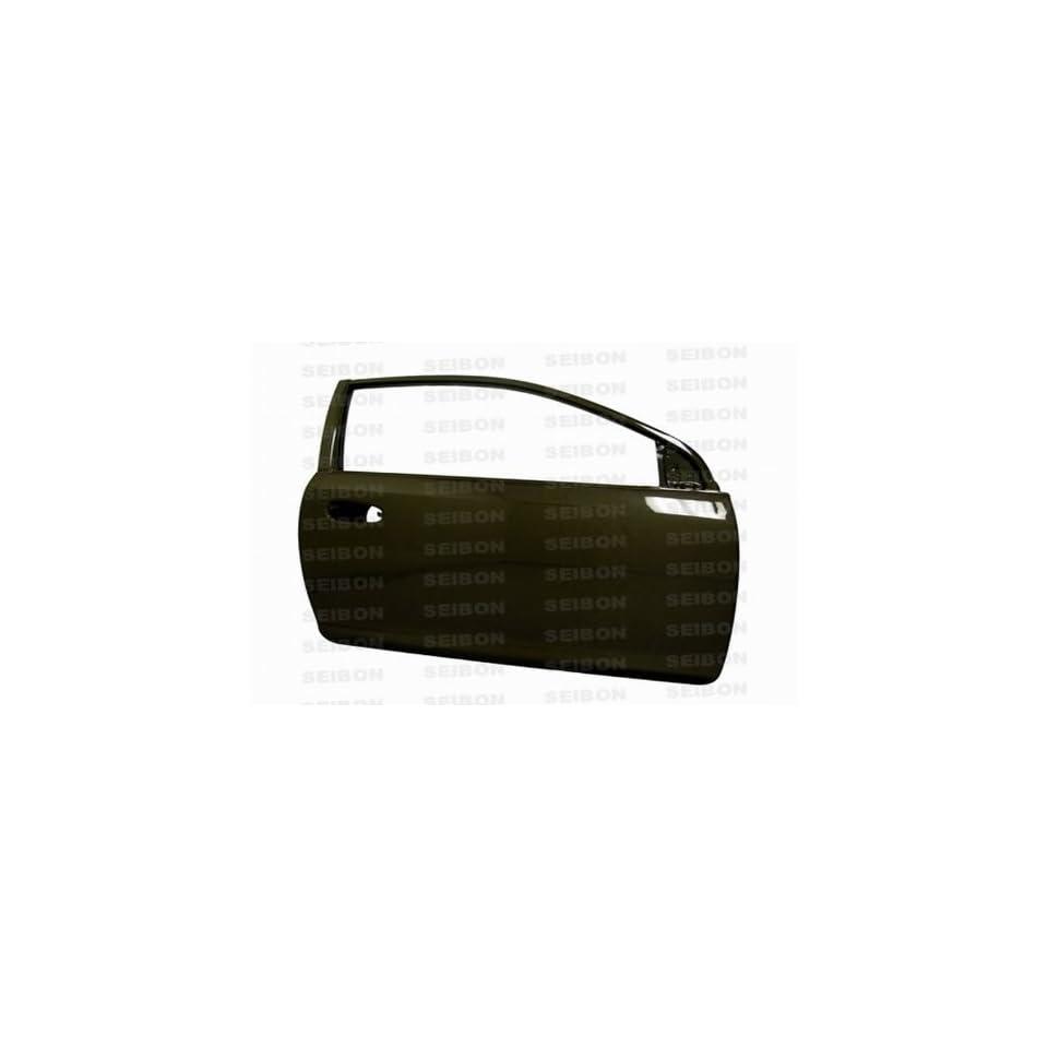 Seibon Carbon Fiber Doors Honda Civic Si 02 05