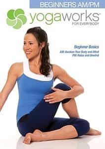 Yogaworks: Beginners Am/Pm [DVD]
