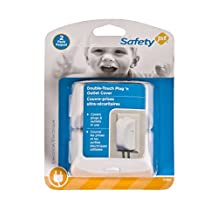 Safety 1st Plug and Outlet Covers-2 Pack