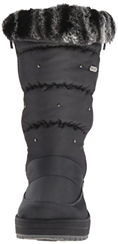 Women's Snow Varsovie Pajar Charcoal Boots pP1FdwRq