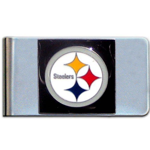 - Officially Licensed NFL Money Clip (Pittsburgh Steelers)