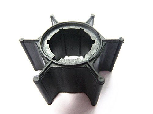 Boat Motor Parts Water Pump Impeller 655-44352-09 for Yamaha 2-Stroke 6HP 8HP Outboard Engine 6A / 8A / P165