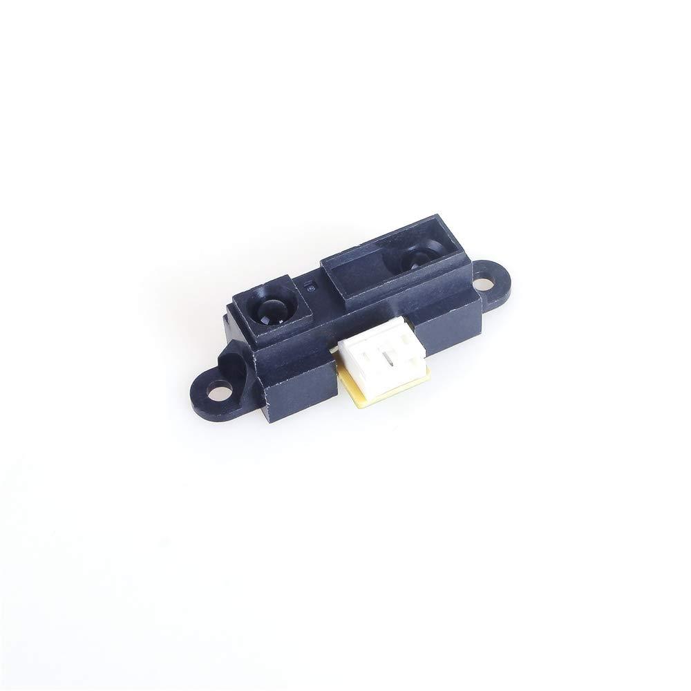 ANGEEK GP2Y0A21YK0F GP2Y0A21 Infrared Proximity Sensor IR Analog Distance Sensor 10-80cm Infrared Distance Senso