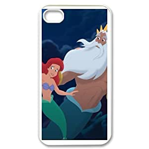 iPhone 4,4S Csaes phone Case The Little Mermaid MRY92923