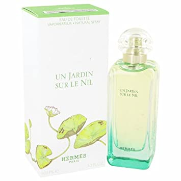 Un Jardin Sur Le Nil by Hermes Eau De Toilette Spray 3.4 oz for Women