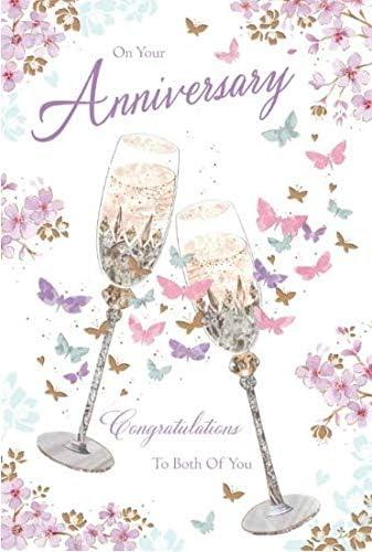 Tarjeta de felicitación (GR-488015) – En tu aniversario de boda ...