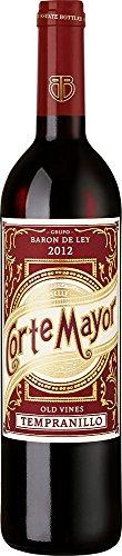 2012 Corte Mayor Tempranillo Old Vines | Rotwein | Cigales Cigales DO