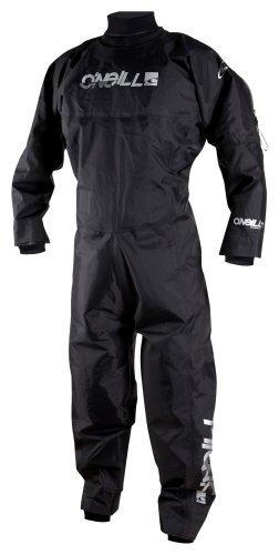 O'Neill Men's Boost 300g Drysuit, Black, Medium - Nylon Drysuit