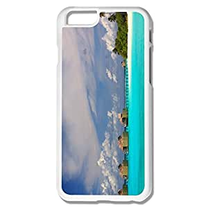 Fashion Tropical Plastic Cover For IPhone 6