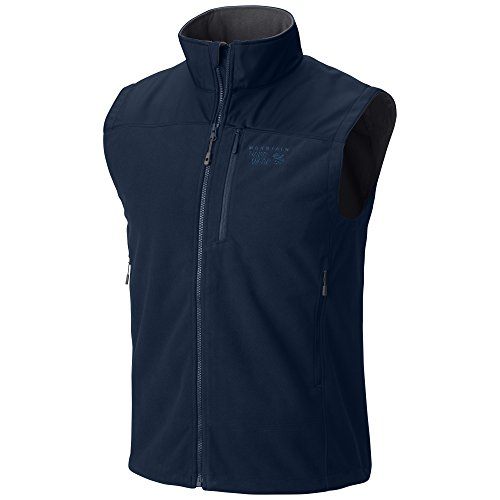 Mountain Hardwear Lightweight Vest - Mountain Hardwear Mountain Tech II Vest - Men's Hardwear Navy Small