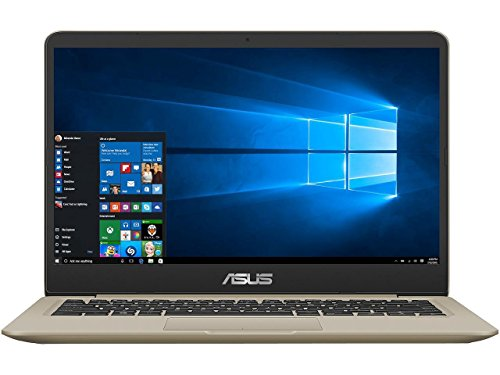 CUK ASUS VivoBook S410 Slim Compact Laptop (i7-8550U, 8GB RAM, 256GB SSD + 1TB, NVIDIA Geforce 940MX 2GB, 14' Full HD, Windows 10 Home) - Thin, Light, Portable, Metal Finish Notebook Computer