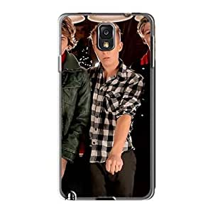 Samsung Galaxy Note3 WKw5300lpeB Customized Nice Bon Jovi Pictures Shock-Absorbing Hard Cell-phone Cases -AaronBlanchette WANGJING JINDA
