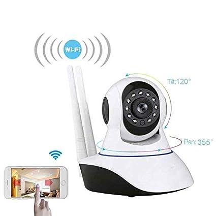 Wifi cámaras de vigilancia Indoor, audio para gegensprechen WiFi Cámaras de vigilancia Indoor, Interior