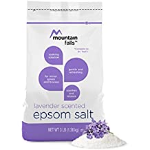 Mountain Falls Epsom Salt, Lavender Scented, 3 Pound
