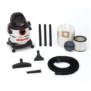 Shop-Vac 5986000 5-Gallon 4.5 Peak HP Stainless Steel Wet Dry Vacuum (B00EPH63K0) | Amazon Products