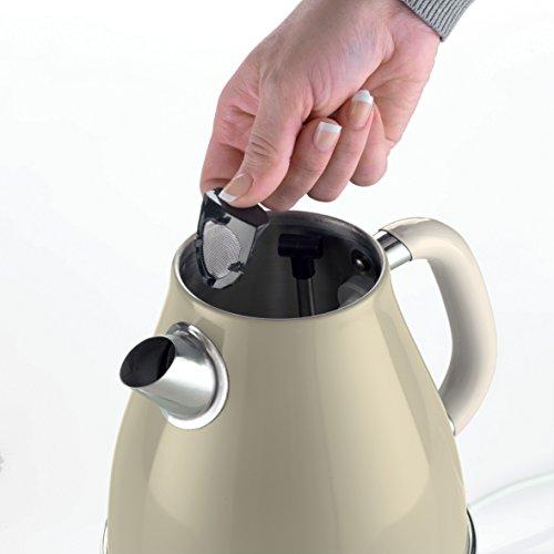 Ariete Vintage Bouilloire électrique Beige 2869