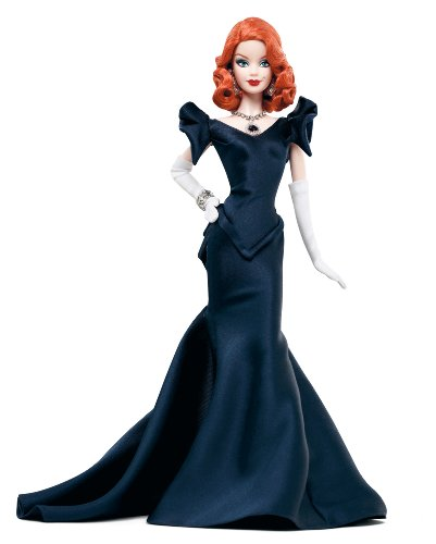 - Barbie Collector Smithsonian Hope Diamond Doll