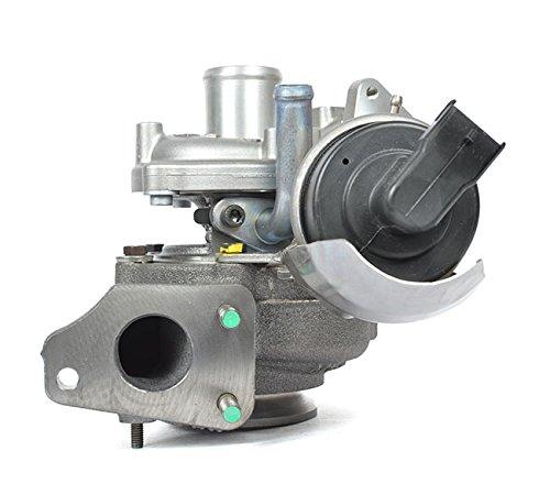 Turbo Fiat 500 Doblo punto Astra Mito Corsa 1.3 mjtd 95 CV Origine KKK 54359700027 reconditionné a Neuf: Amazon.es: Coche y moto