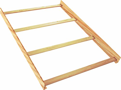 Full Size Conversion Kit Bed Rails for Baby Cache Montana Crib - Driftwood (Large Cache)