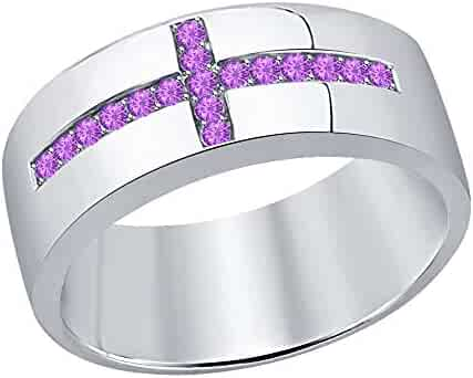 Fashion Stainless Steel Ring JEWURA Religious Ring Removable Gold Cross