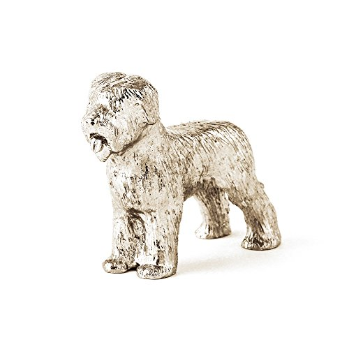 - Briard Made in UK Artistic Style Dog Figurine Collection